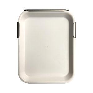 miska z odolného plastu pre jednoduché čistenie